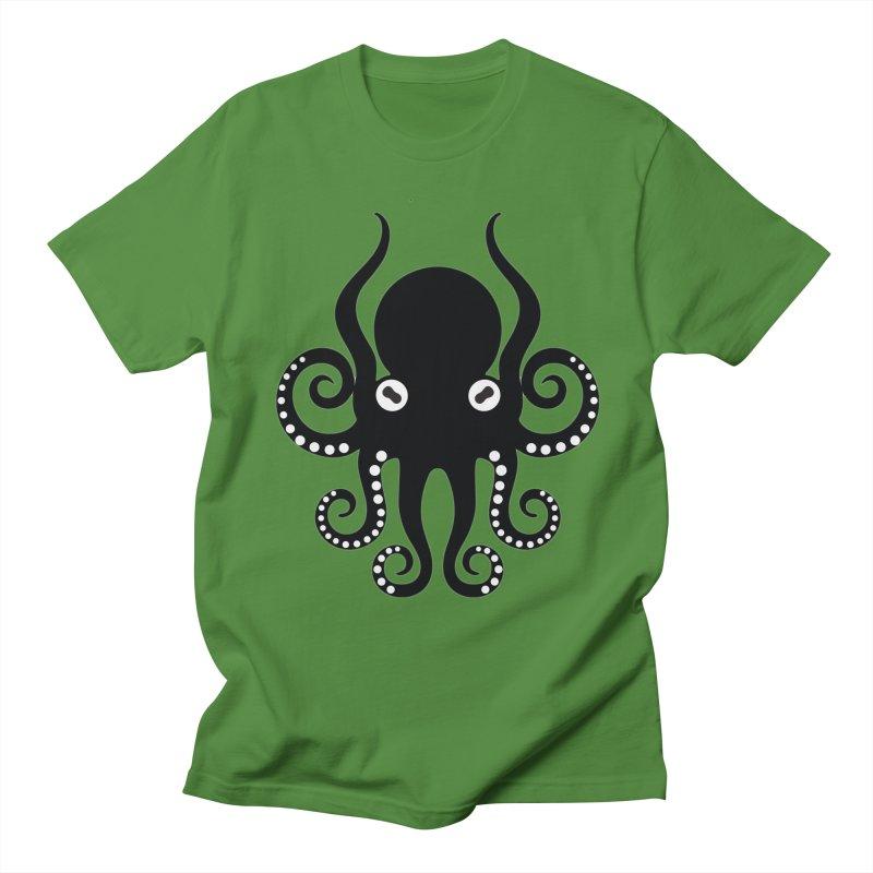 Octopi Men's Regular T-Shirt by DesignsbyAnvilJames's Artist Shop