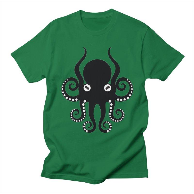 Octopi Women's Regular Unisex T-Shirt by DesignsbyAnvilJames's Artist Shop