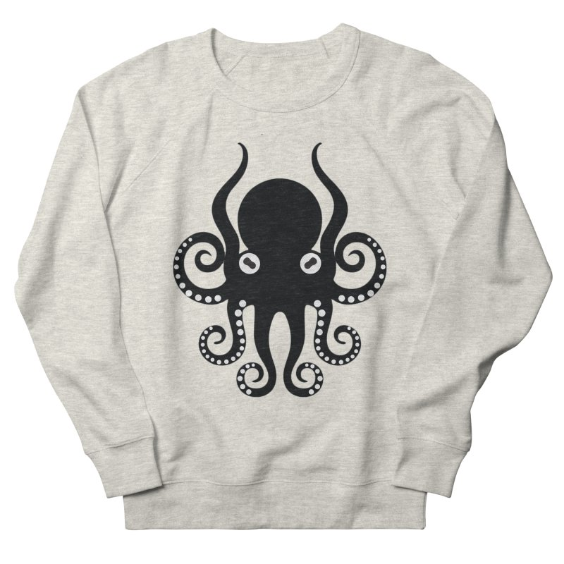 Octopi Women's French Terry Sweatshirt by DesignsbyAnvilJames's Artist Shop