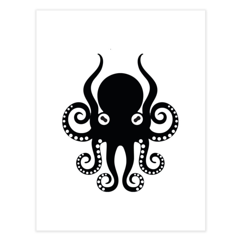 Octopi Home Fine Art Print by DesignsbyAnvilJames's Artist Shop