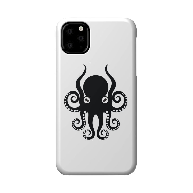 Octopi Accessories Phone Case by DesignsbyAnvilJames's Artist Shop