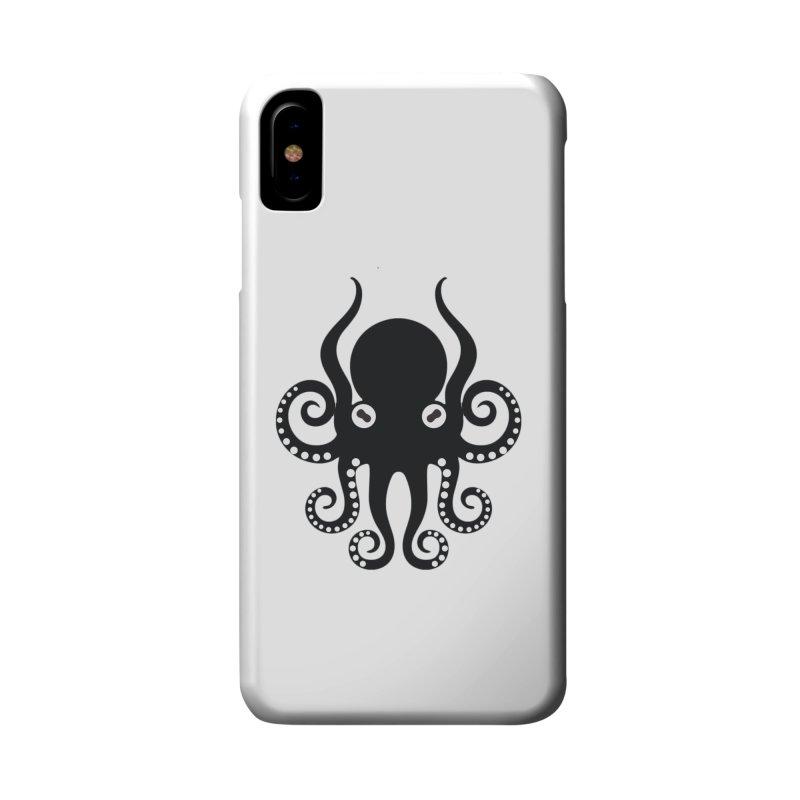 Octopi Accessories Phone Case by DesignsbyAnvilJames's Artist Shop