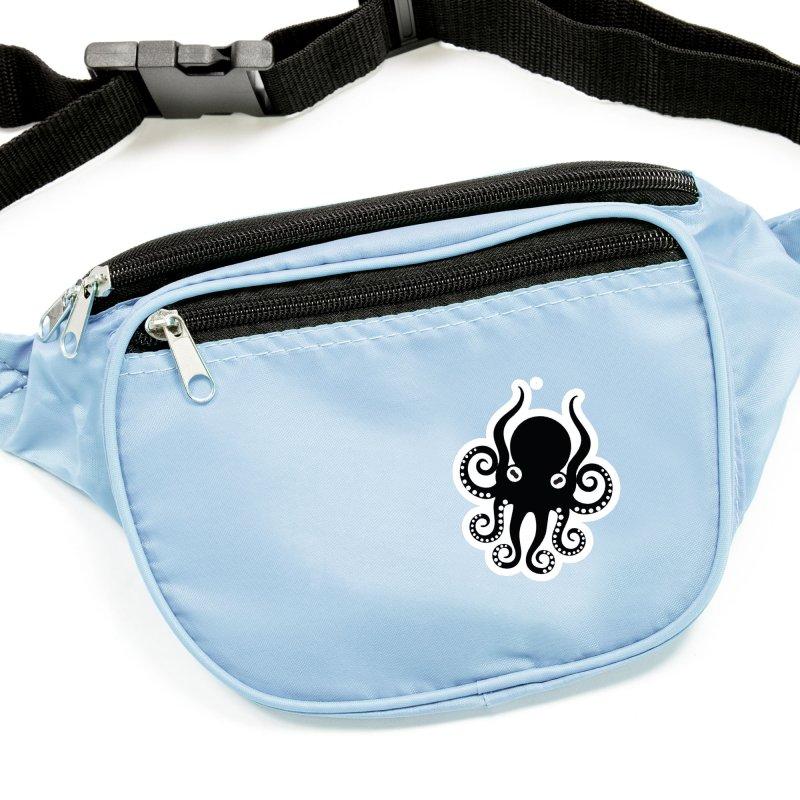 Octopi Accessories Sticker by DesignsbyAnvilJames's Artist Shop