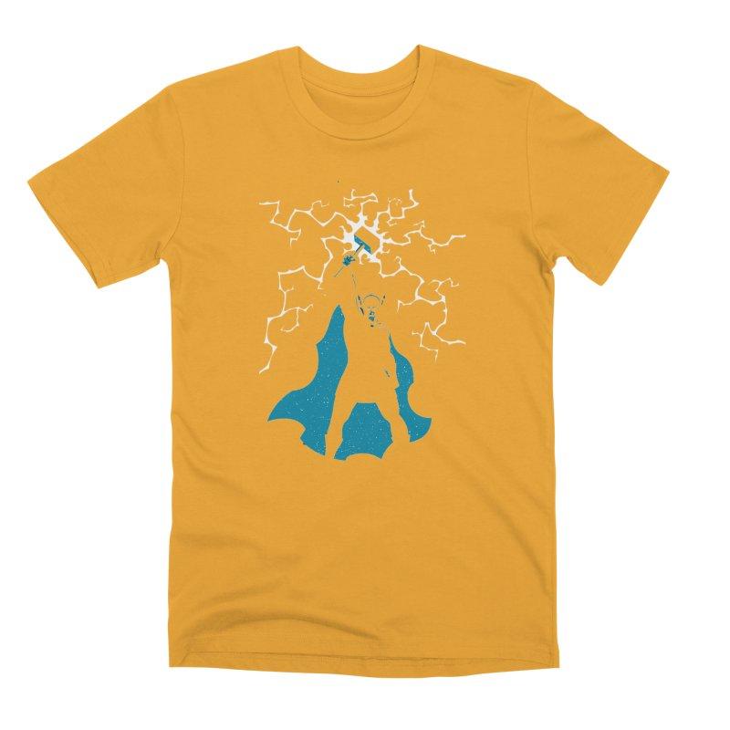 THOR Men's Premium T-Shirt by DesignsbyAnvilJames's Artist Shop