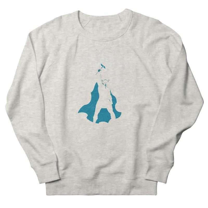 THOR Men's French Terry Sweatshirt by DesignsbyAnvilJames's Artist Shop