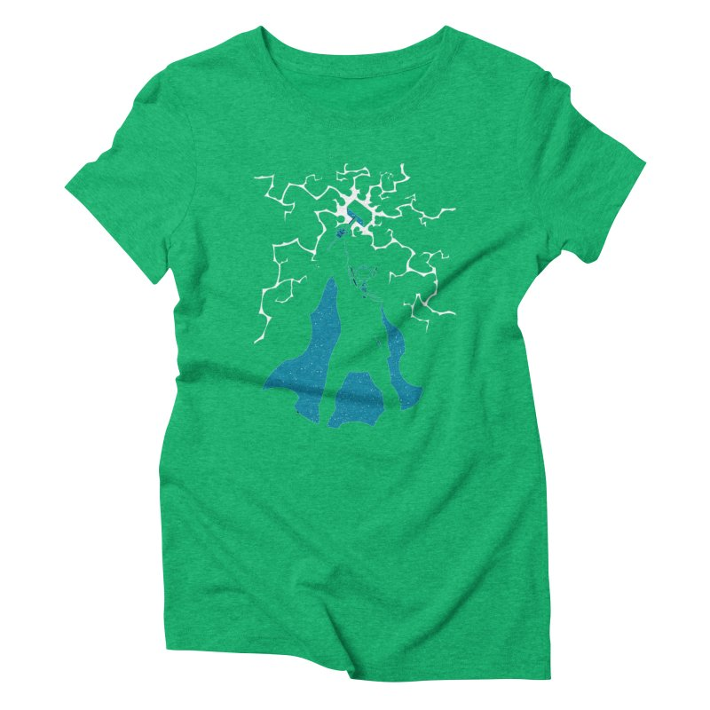 THOR Women's Triblend T-Shirt by DesignsbyAnvilJames's Artist Shop