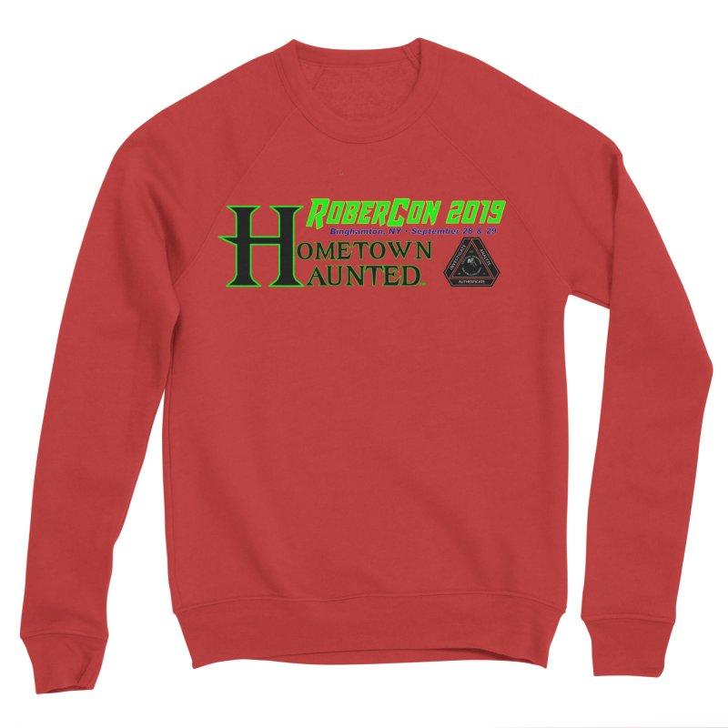 Robercon LTD Women's Sponge Fleece Sweatshirt by DesignsbyAnvilJames's Artist Shop