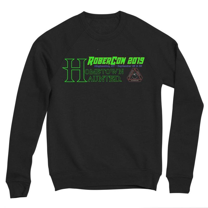 Robercon LTD Men's Sponge Fleece Sweatshirt by DesignsbyAnvilJames's Artist Shop