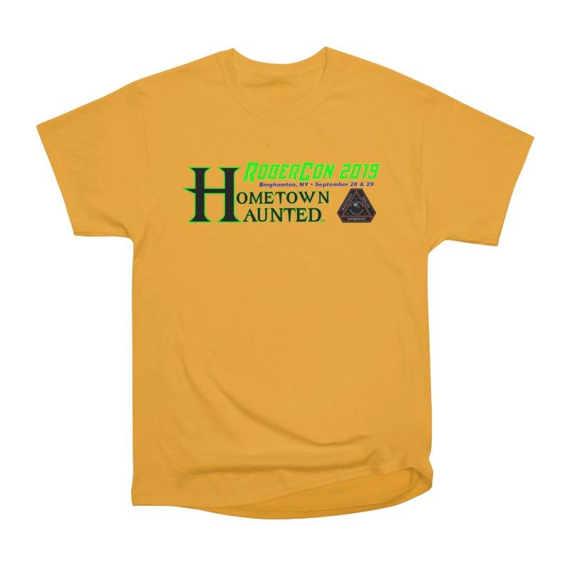 Robercon LTD Men's Heavyweight T-Shirt by DesignsbyAnvilJames's Artist Shop