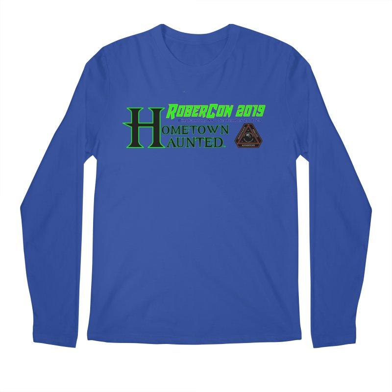 Robercon LTD Men's Regular Longsleeve T-Shirt by DesignsbyAnvilJames's Artist Shop