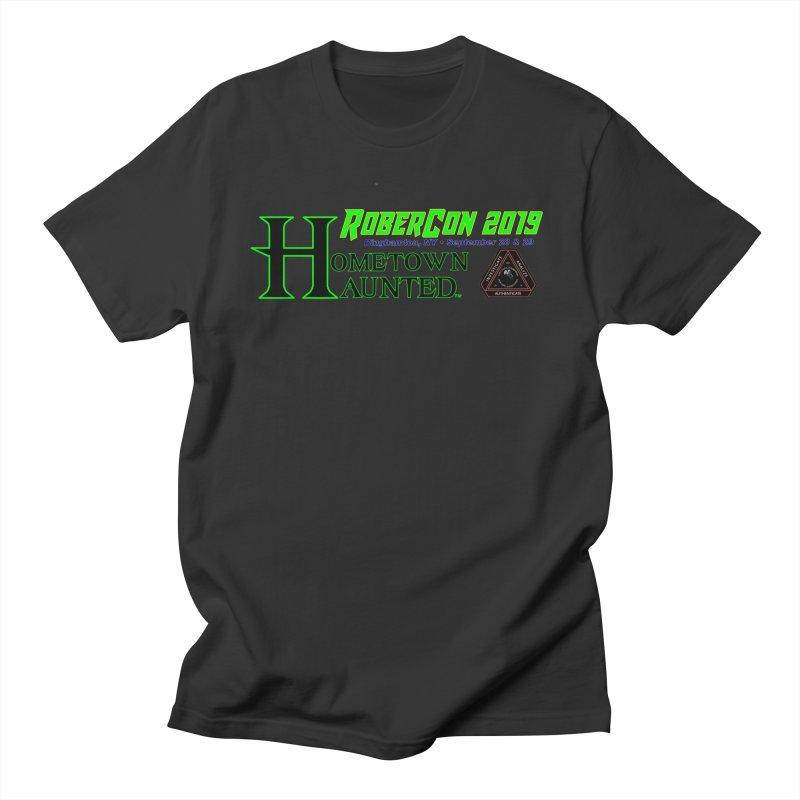 Robercon LTD Men's Regular T-Shirt by DesignsbyAnvilJames's Artist Shop