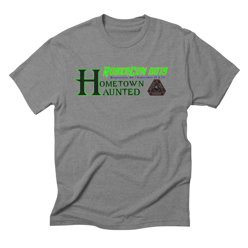 Robercon LTD Men's Triblend T-Shirt by DesignsbyAnvilJames's Artist Shop