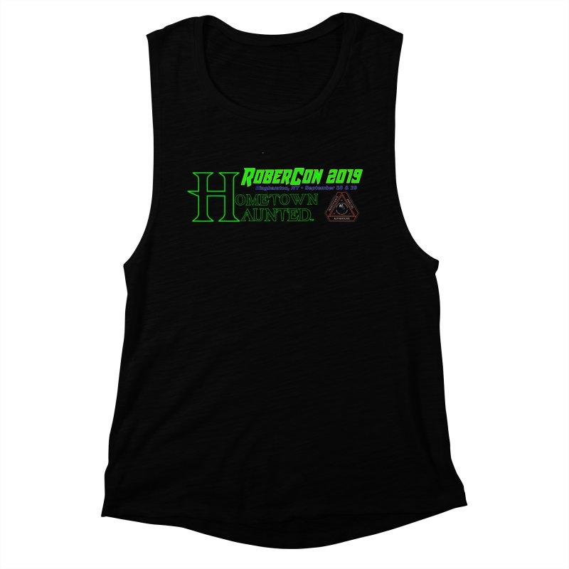 Robercon LTD Women's Muscle Tank by DesignsbyAnvilJames's Artist Shop