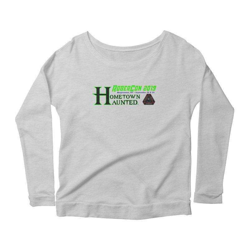 Robercon LTD Women's Longsleeve T-Shirt by DesignsbyAnvilJames's Artist Shop