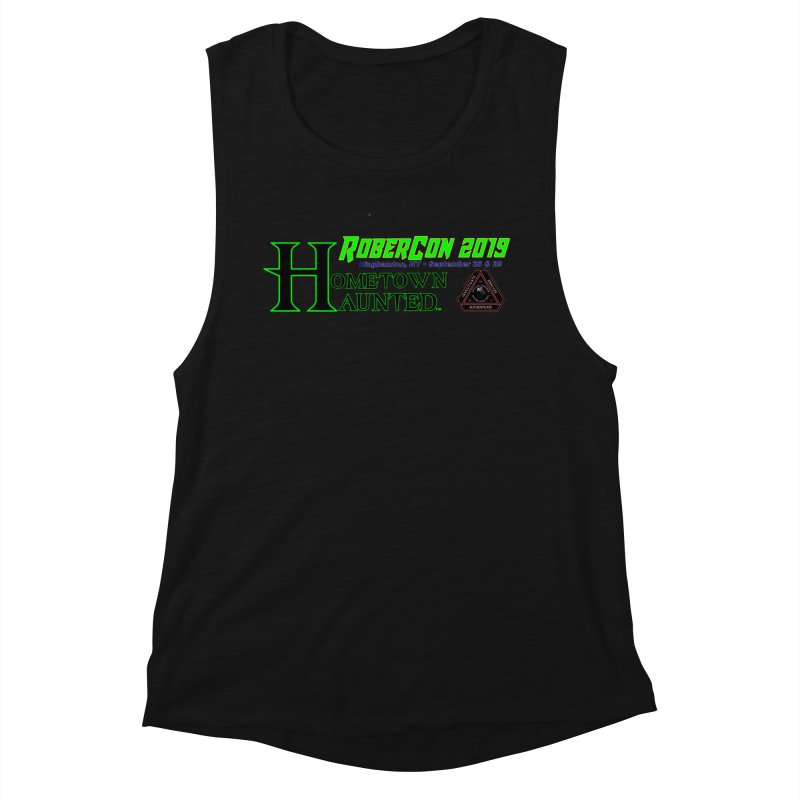 Robercon LTD Women's Muscle Tank by DesignsbyAnvilJames's Artist Shop
