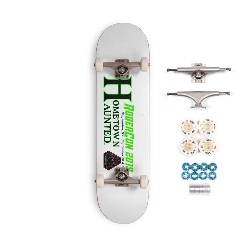 Robercon LTD Accessories Complete - Premium Skateboard by DesignsbyAnvilJames's Artist Shop