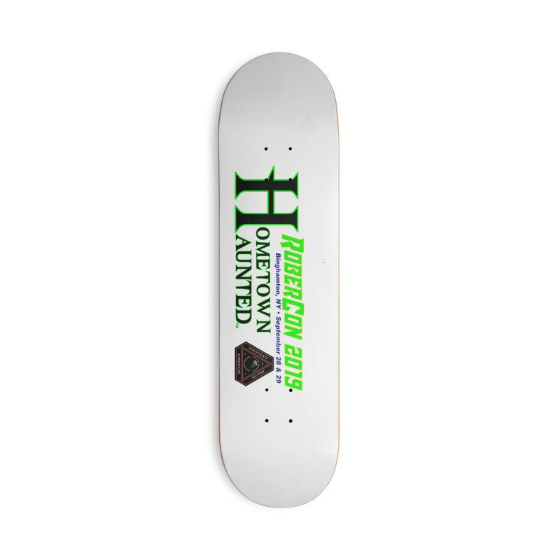 Robercon LTD Accessories Deck Only Skateboard by DesignsbyAnvilJames's Artist Shop