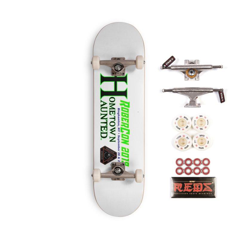 Robercon LTD Accessories Complete - Pro Skateboard by DesignsbyAnvilJames's Artist Shop