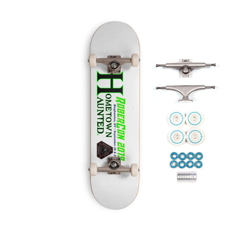 Robercon LTD Accessories Complete - Basic Skateboard by DesignsbyAnvilJames's Artist Shop