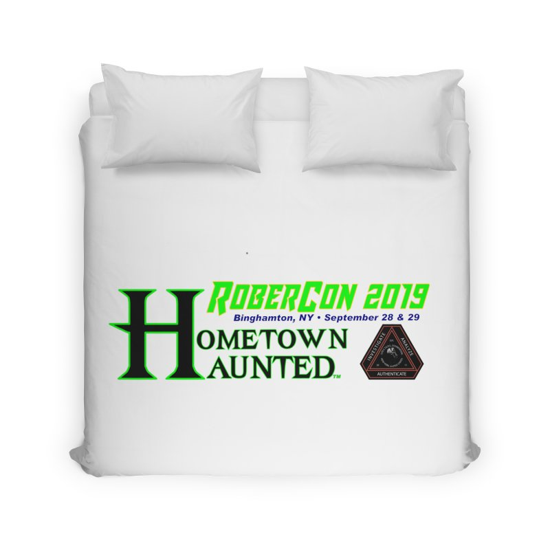 Robercon LTD Home Duvet by DesignsbyAnvilJames's Artist Shop