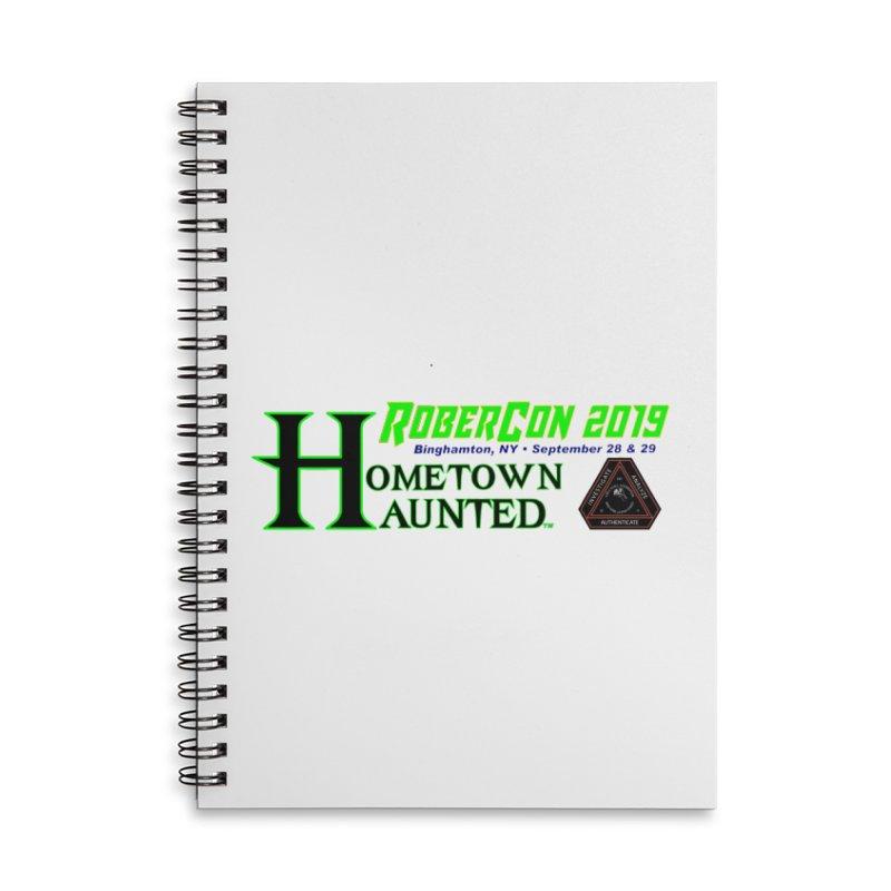 Robercon LTD Accessories Notebook by DesignsbyAnvilJames's Artist Shop