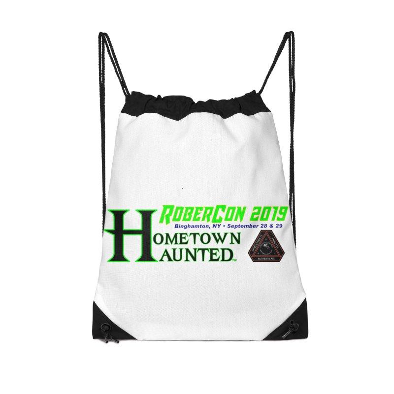 Robercon LTD Accessories Bag by DesignsbyAnvilJames's Artist Shop