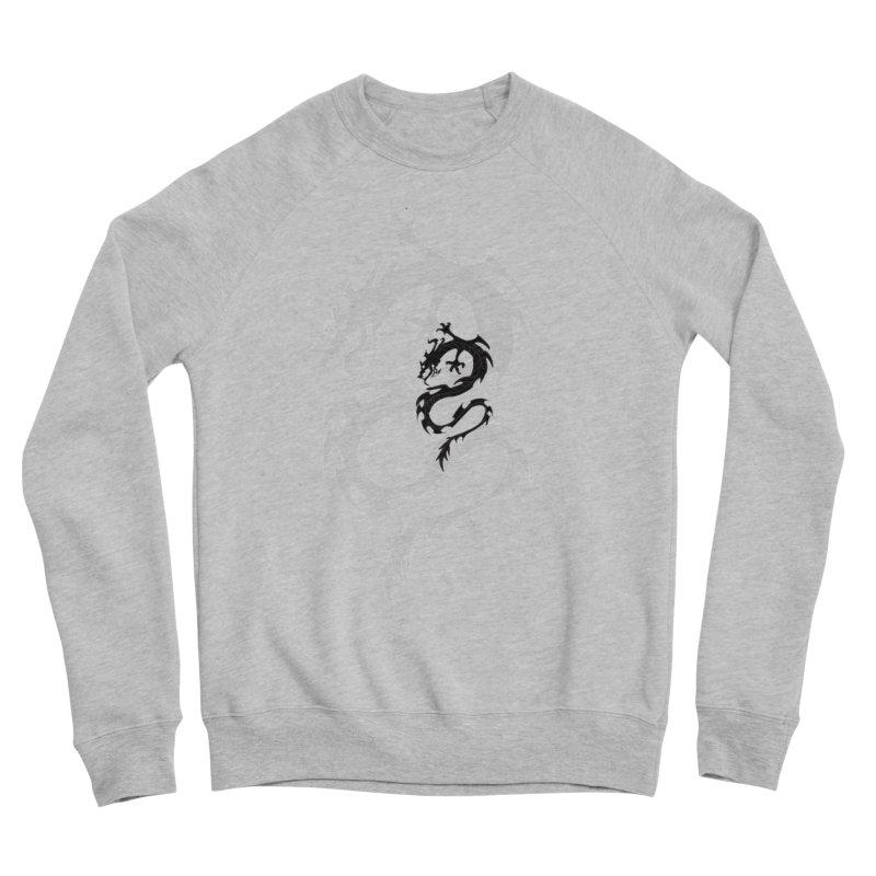 Double Dragon Women's Sponge Fleece Sweatshirt by DesignsbyAnvilJames's Artist Shop