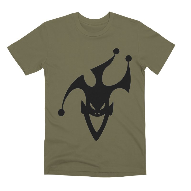 JESTER Men's Premium T-Shirt by DesignsbyAnvilJames's Artist Shop