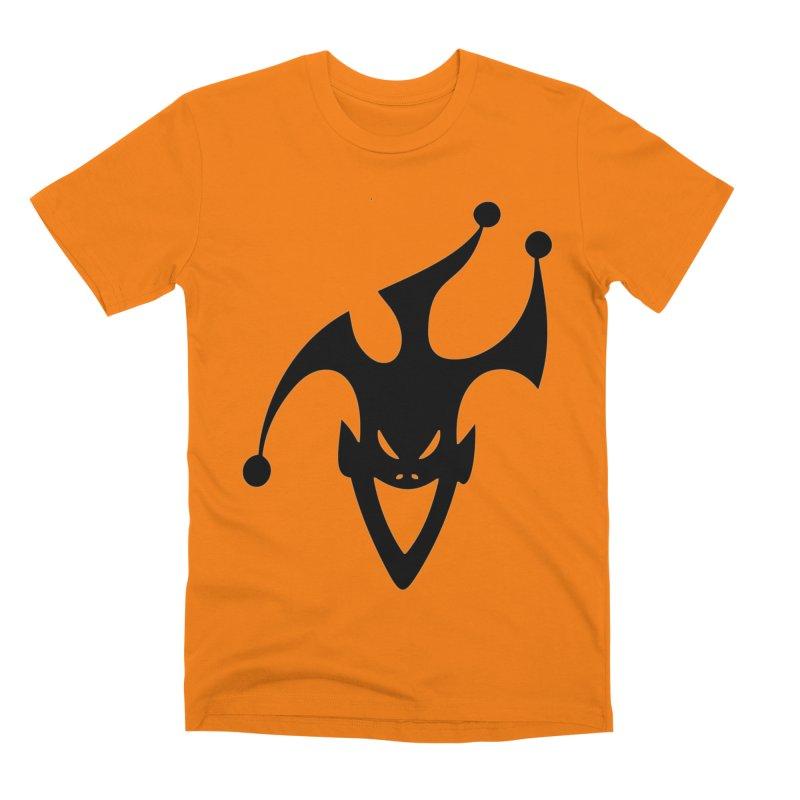JESTER Men's T-Shirt by DesignsbyAnvilJames's Artist Shop