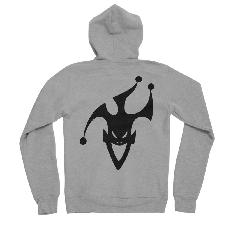 JESTER Women's Sponge Fleece Zip-Up Hoody by DesignsbyAnvilJames's Artist Shop