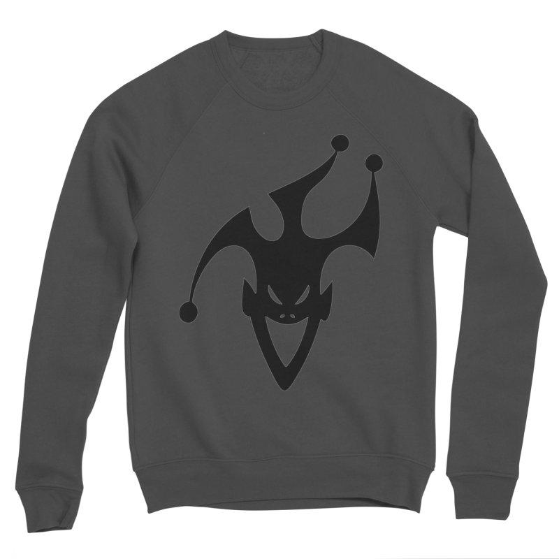 JESTER Men's Sponge Fleece Sweatshirt by DesignsbyAnvilJames's Artist Shop