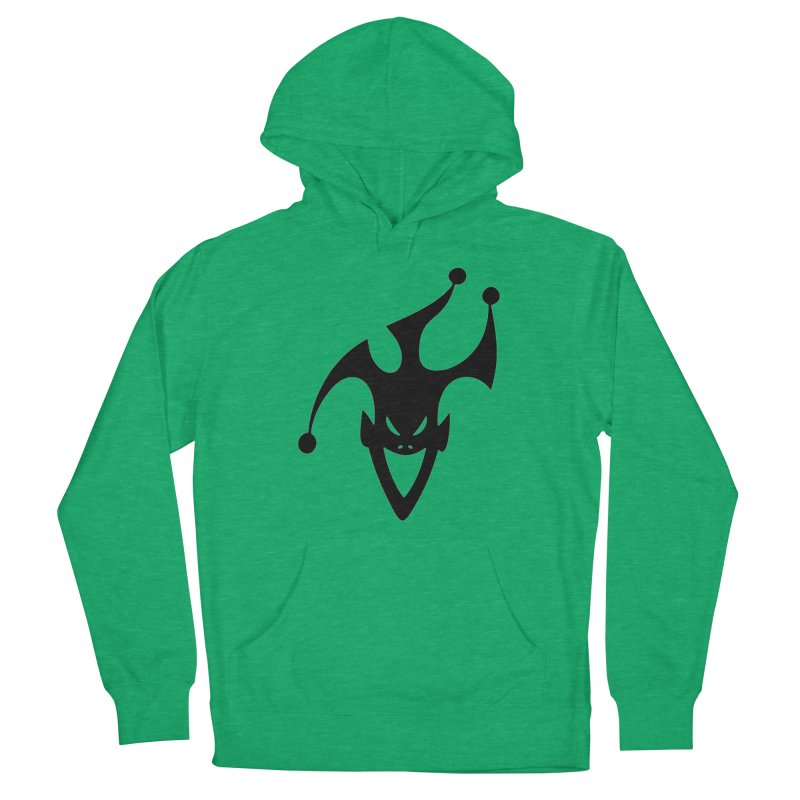 JESTER Men's French Terry Pullover Hoody by DesignsbyAnvilJames's Artist Shop
