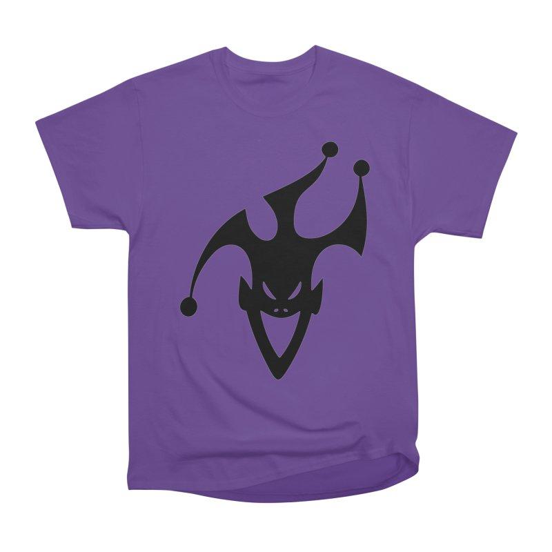 JESTER Women's Heavyweight Unisex T-Shirt by DesignsbyAnvilJames's Artist Shop