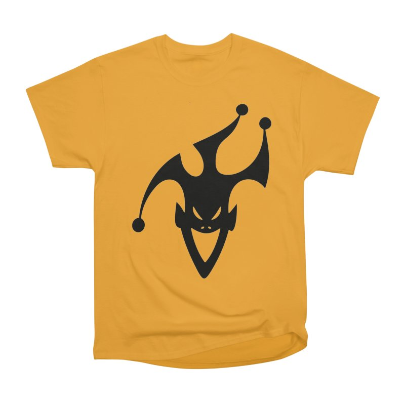 JESTER Men's Heavyweight T-Shirt by DesignsbyAnvilJames's Artist Shop