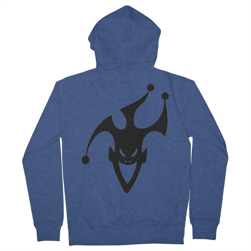 JESTER Men's Zip-Up Hoody by DesignsbyAnvilJames's Artist Shop