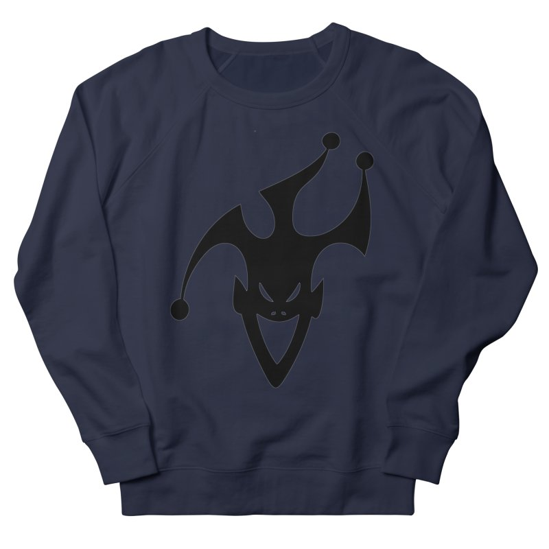 JESTER Men's French Terry Sweatshirt by DesignsbyAnvilJames's Artist Shop