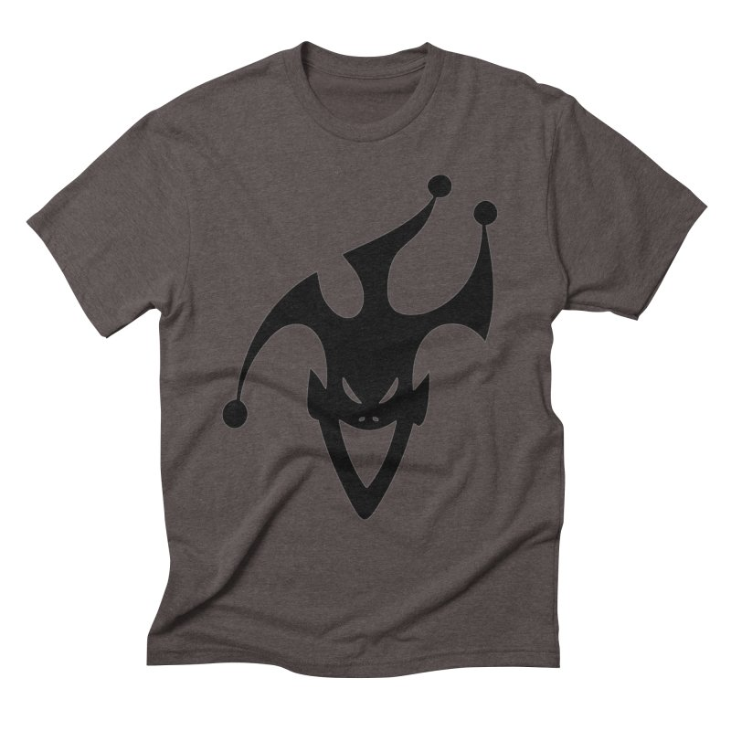 JESTER Men's Triblend T-Shirt by DesignsbyAnvilJames's Artist Shop
