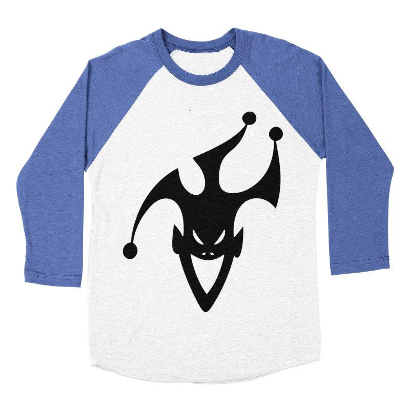 JESTER Women's Baseball Triblend Longsleeve T-Shirt by DesignsbyAnvilJames's Artist Shop