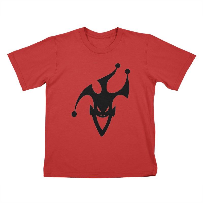 JESTER Kids T-Shirt by DesignsbyAnvilJames's Artist Shop