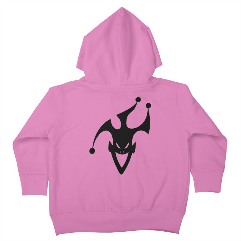 JESTER Kids Toddler Zip-Up Hoody by DesignsbyAnvilJames's Artist Shop
