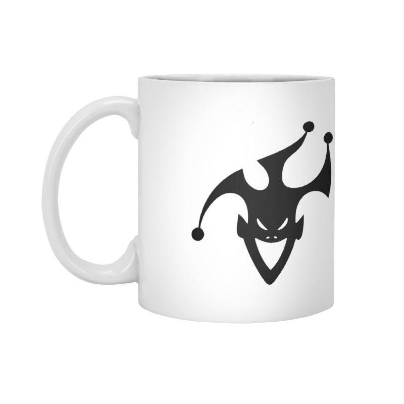 JESTER Accessories Mug by DesignsbyAnvilJames's Artist Shop