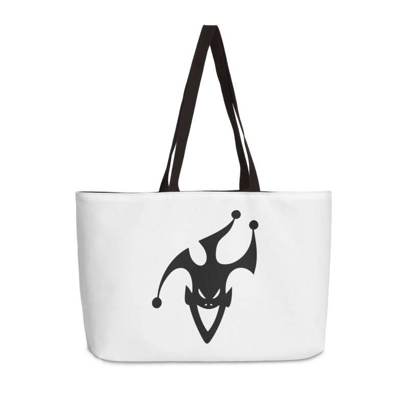 JESTER Accessories Bag by DesignsbyAnvilJames's Artist Shop