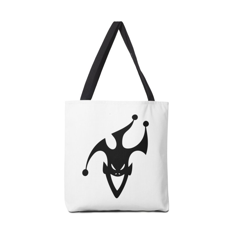JESTER Accessories Tote Bag Bag by DesignsbyAnvilJames's Artist Shop