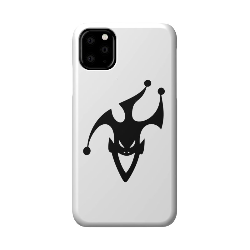 JESTER Accessories Phone Case by DesignsbyAnvilJames's Artist Shop