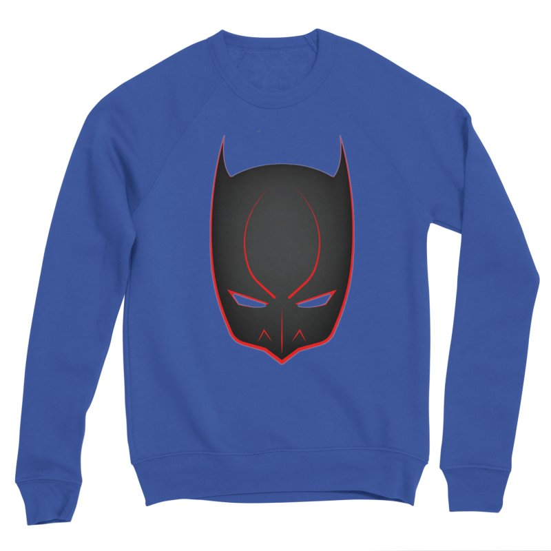 BAT MASK Women's Sweatshirt by DesignsbyAnvilJames's Artist Shop