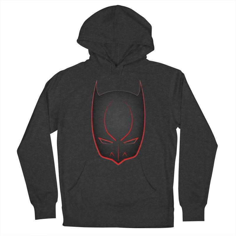 BAT MASK Men's Pullover Hoody by DesignsbyAnvilJames's Artist Shop