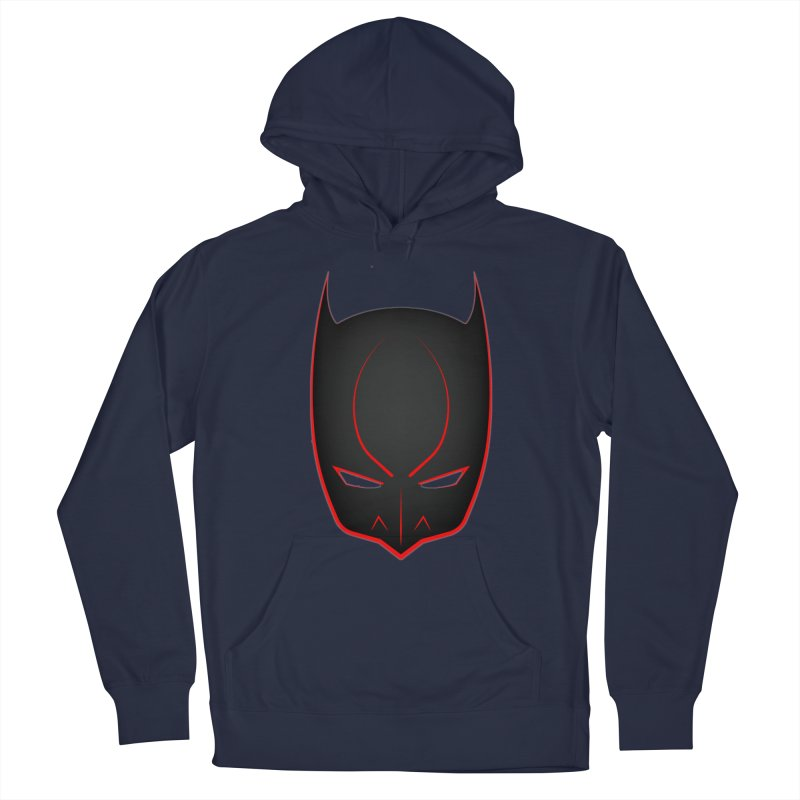 BAT MASK Men's Pullover Hoody by DesignsbyAnvilJames's Artist Shop
