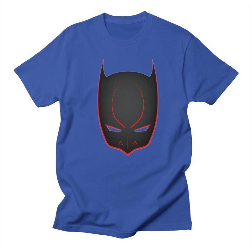 BAT MASK Women's T-Shirt by DesignsbyAnvilJames's Artist Shop