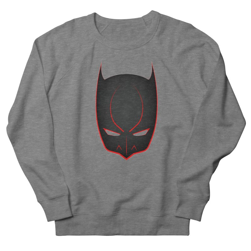 BAT MASK Men's Sweatshirt by DesignsbyAnvilJames's Artist Shop