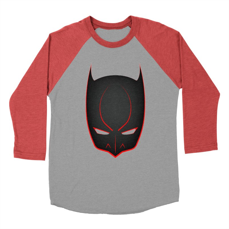 BAT MASK Men's Longsleeve T-Shirt by DesignsbyAnvilJames's Artist Shop